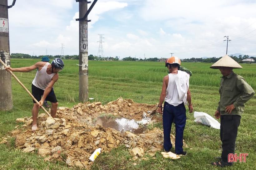 Thạch Hà xử phạt đối tượng vận chuyển lợn từ vùng dịch qua địa bàn