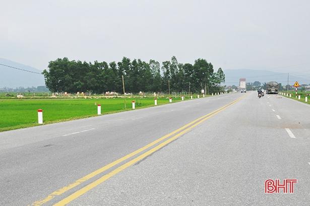 Dừng thi công các công trình trong phạm vi GPMB cao tốc Bắc - Nam qua Hà Tĩnh