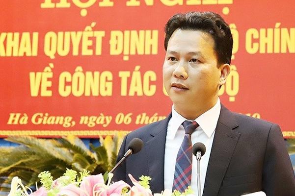 Nguyên Chủ tịch UBND tỉnh Hà Tĩnh Đặng Quốc Khánh làm đại biểu Quốc hội tỉnh Hà Giang