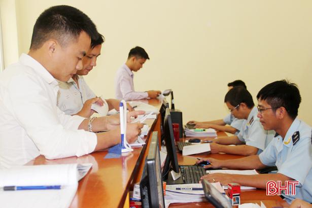 Hải quan Hà Tĩnh đánh giá chi phí tuân thủ thủ tục hành chính