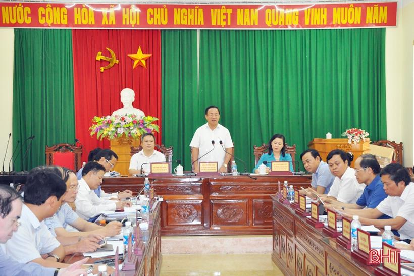 Ngày 16/9, Bí thư Tỉnh ủy, Chủ tịch UBND tỉnh Hà Tĩnh tiếp công dân định kỳ