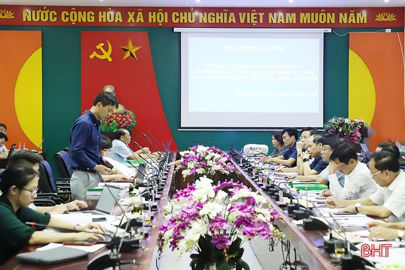 Người dân TP Hà Tĩnh sáng tạo, nỗ lực hoàn thành các tiêu chí NTM