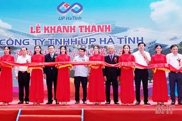 Khánh thành nhà máy gia công, chế tạo các sản phẩm cơ khí đầu tiên tại KKT Vũng Áng