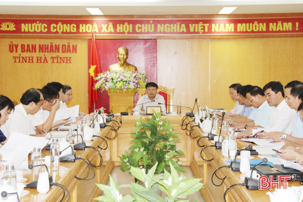 Hà Tĩnh dự kiến xét tặng 25 doanh nghiệp và 26 doanh nhân tiêu biểu