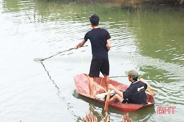 Hà Tĩnh xử lý hơn 800 trường hợp đánh bắt hải sản bất hợp pháp