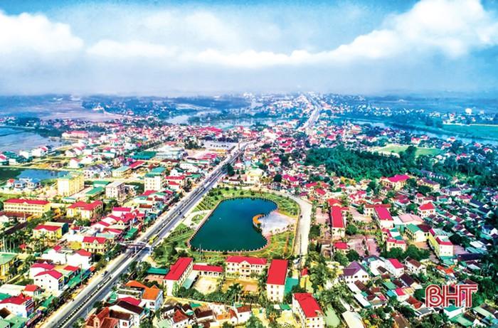 Thủ tướng Chính phủ công nhận huyện Can Lộc đạt chuẩn nông thôn mới