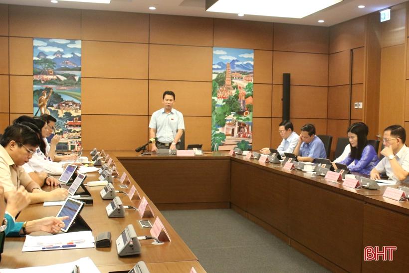 Đại biểu Quốc hội Hà Tĩnh đề nghị dừng dự án khai thác mỏ sắt Thạch Khê