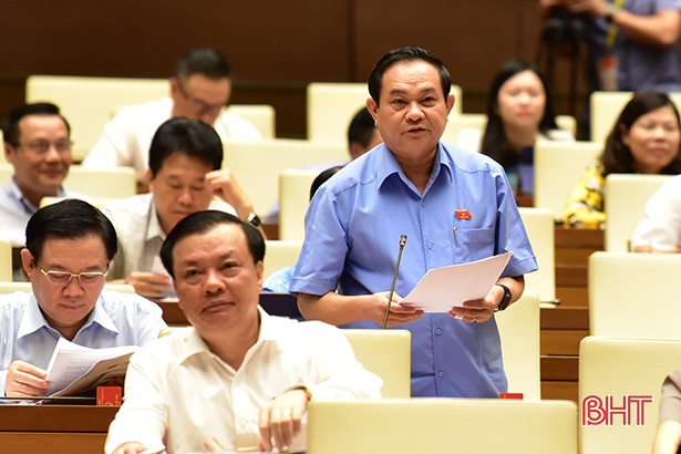 Đại biểu Quốc hội Hà Tĩnh đồng ý phương án nâng khung thỏa thuận giờ làm thêm tối đa lên 400 giờ/năm