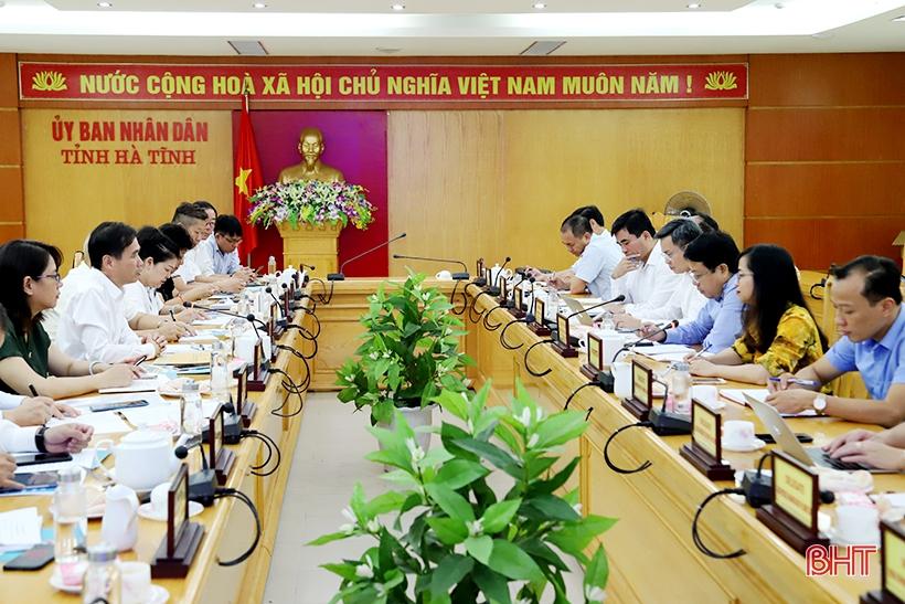 Tập đoàn Cảng Hạ Môn mong muốn đầu tư cảng biển, logistics tại Vũng Áng