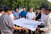 Chủ tịch UBND tỉnh Hà Tĩnh thăm các công trình, dự án ở nước bạn Lào