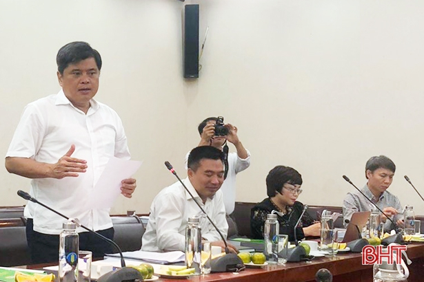 Hội đồng thẩm định trung ương đề nghị Thủ tướng công nhận TP Hà Tĩnh hoàn thành xây dựng nông thôn mới