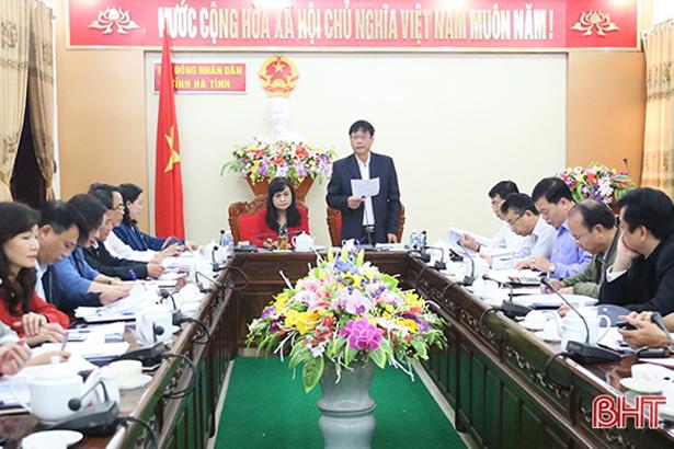 Đến ngày 25/11, Hà Tĩnh thu ngân sách đạt 11.816 tỷ đồng