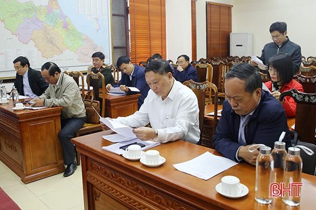 Ngày mai, 175 thí sinh Hà Tĩnh thi vòng 2 nâng ngạch công chức