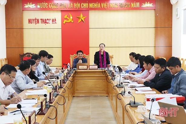 Thạch Hà sáng tạo trong thực hiện Nghị quyết Trung ương 6