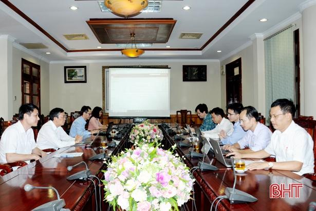 Chuẩn bị Đại hội Đảng bộ tỉnh Hà Tĩnh lần thứ XIX: Văn kiện xứng tầm, nhân sự chất lượng