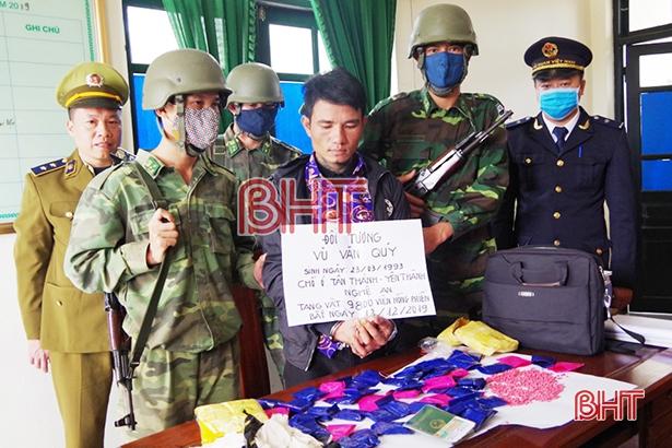 Khen thưởng lực lượng phá chuyên án lớn về ma túy và thực phẩm bẩn ở Hà Tĩnh