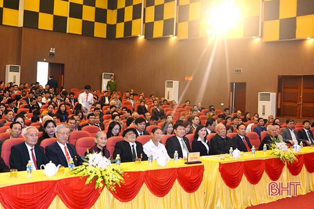 Thị xã Hồng Lĩnh kỷ niệm 90 năm thành lập Đảng Cộng sản Việt Nam