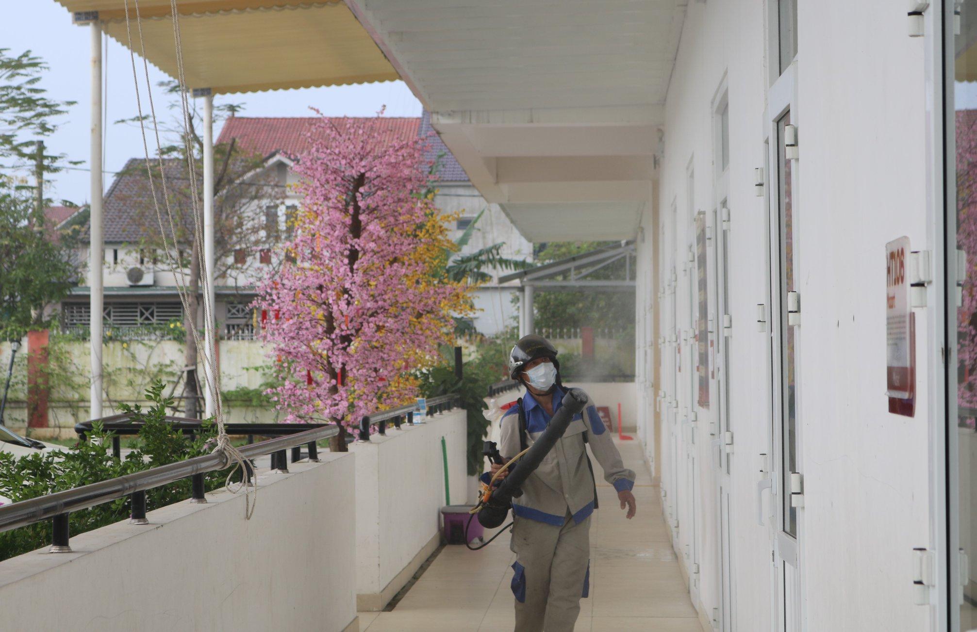 Hà Tĩnh tạm thời cho học sinh nghỉ học để chủ động phòng, chống dịch bệnh do chủng mới của vi rút nCoV gây ra.