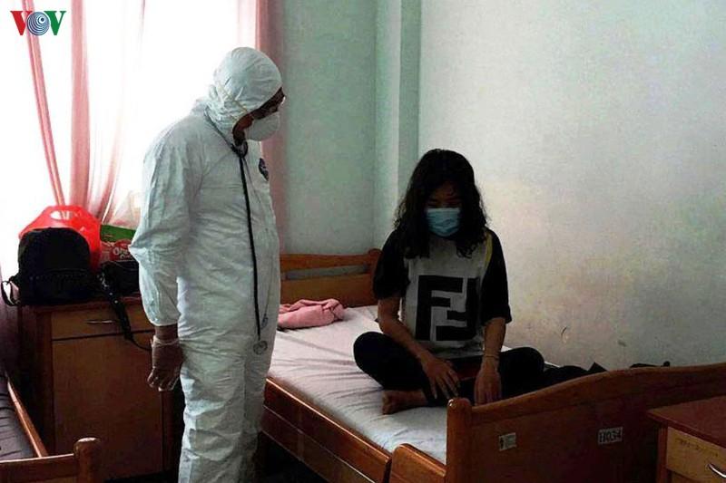 Nữ lễ tân dương tính nCoV ở Khánh Hòa đã âm tính, chuẩn bị xuất viện