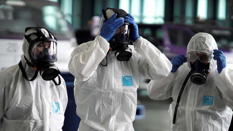 Cập nhật: Thêm 100 ca tử vong do Covid-19, số ca nhiễm là 71.323 người