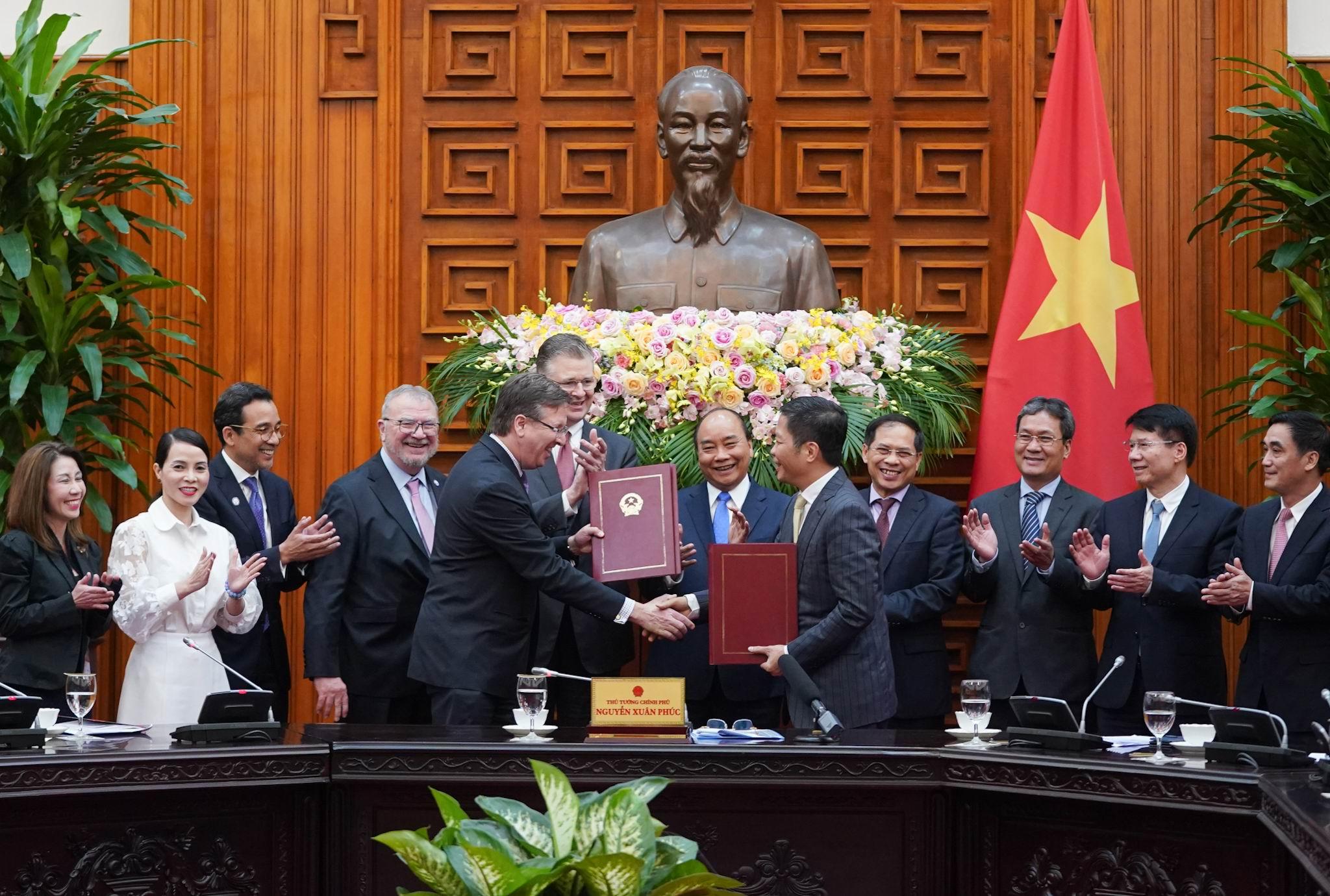 Đoàn doanh nghiệp Hoa Kỳ đến Việt Nam vì tin vào khả năng chống dịch COVID-19