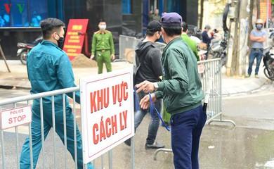 Dịch Covid-19 ngày 8/3: Việt Nam có ca nhiễm thứ 21