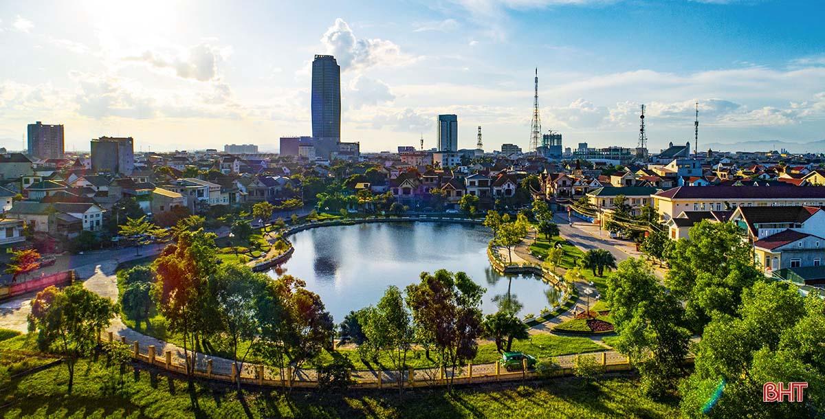 Văn minh đô thị kiểu mẫu - đích đến của phường Nam Hà