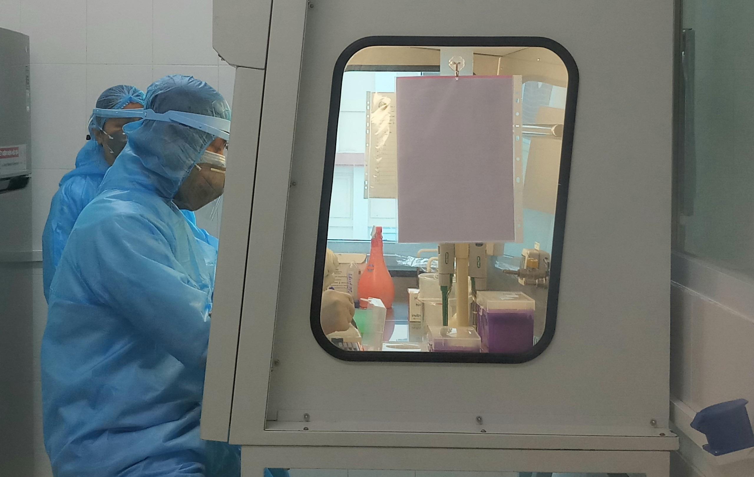 CDC Hà Tĩnh được phép xét nghiệm khẳng định vi rút COVID-19