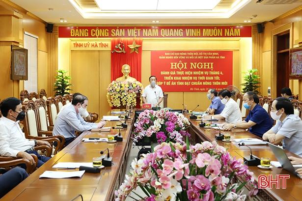Xây dựng tỉnh đạt chuẩn nông thôn mới là cơ hội tốt, mang lại lợi ích thiết thực cho người dân