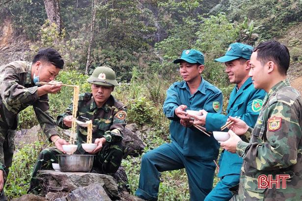 Những cánh tay nối dài trong bảo vệ an ninh biên giới ở Hà Tĩnh