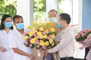 Thêm 1 bệnh nhân COVID-19 khỏi bệnh, Việt Nam đã chữa khỏi 224 ca