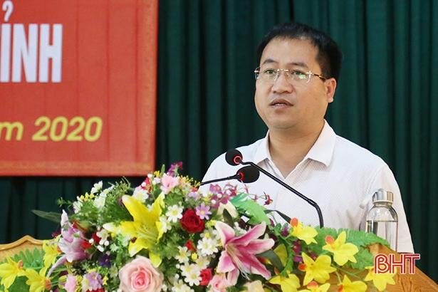 Lộc Hà chủ động quán triệt các chỉ thị, nghị quyết về cơ sở