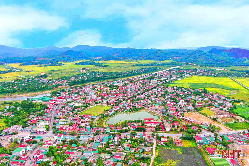 Phố núi Hà Tĩnh xây dựng văn minh đô thị