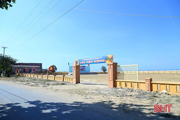 Thạch Kim xây dựng nông thôn mới theo hướng đô thị văn minh