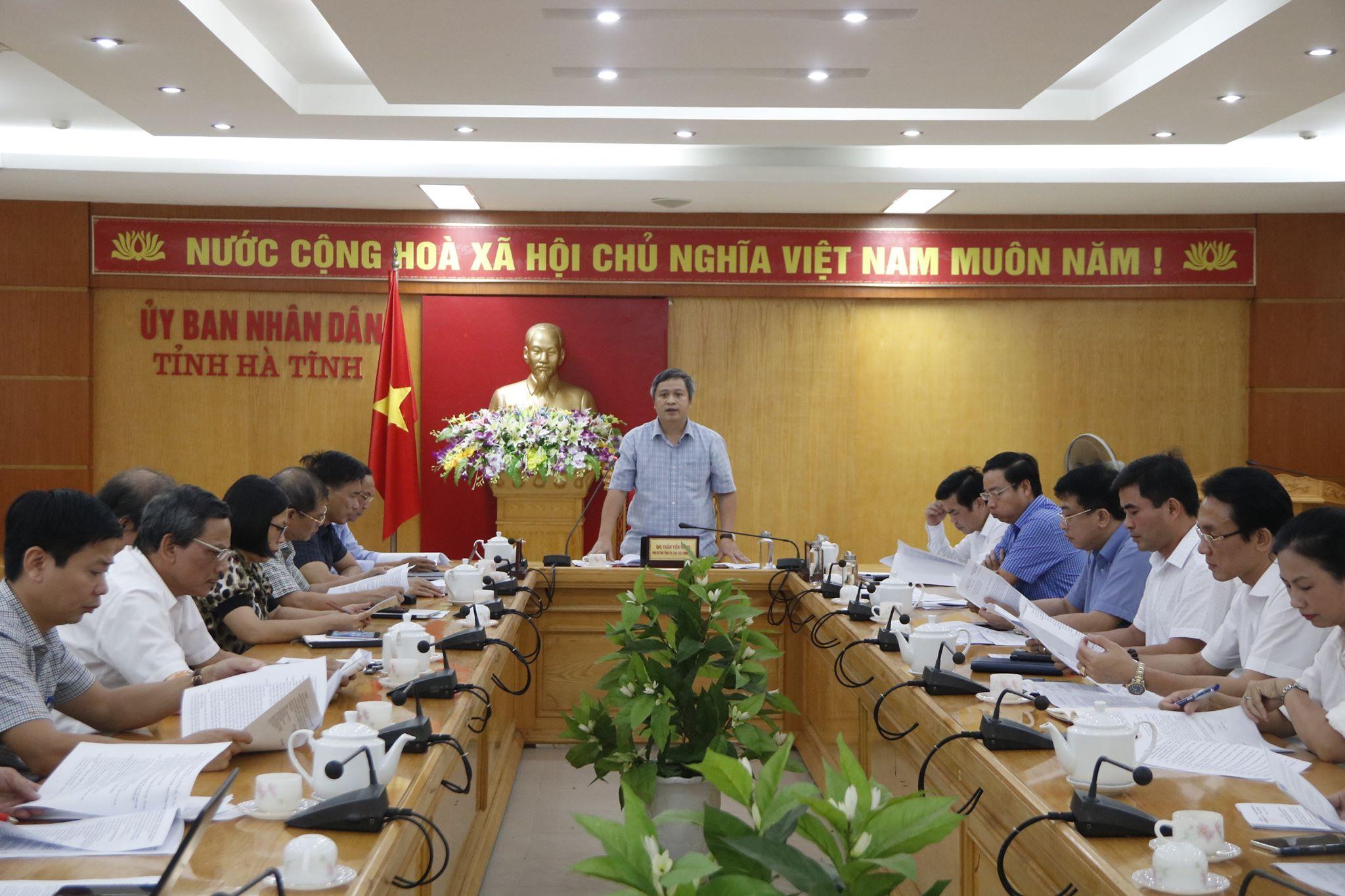 Rà soát, chuẩn bị chu đáo cho Lễ Kỷ niệm 255 năm Ngày sinh, Tưởng niệm 200 năm Ngày mất Đại thi hào Nguyễn Du