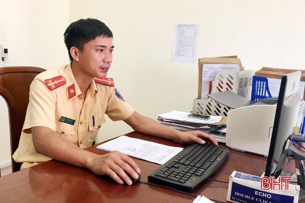 Thượng úy trẻ giỏi chuyên môn, nhiệt huyết với đoàn thể
