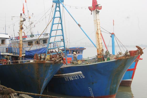 Không lắp đặt giám sát hành trình, tàu cá bị xử phạt đến 700 triệu đồng