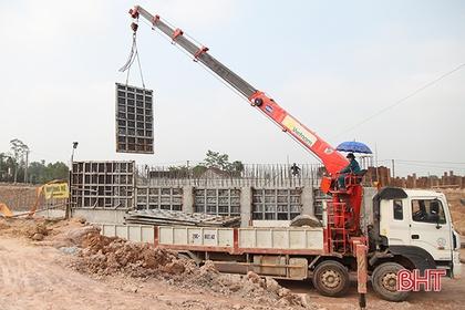 Hà Tĩnh công bố giá vật liệu xây dựng quý II/2020