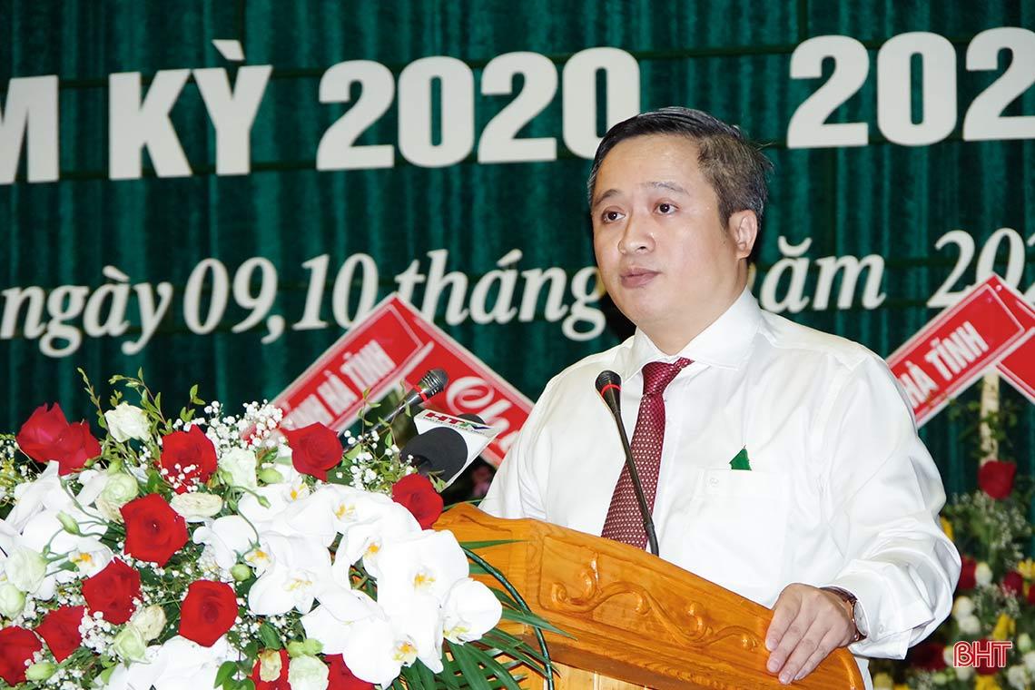 """Chủ tịch UBND tỉnh: Xây dựng lực lượng BĐBP Hà Tĩnh """"cách mạng, chính quy, tinh nhuệ, từng bước hiện đại"""""""