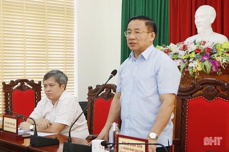 Điều chỉnh lịch tiếp công dân tháng 7 của lãnh đạo Hà Tĩnh