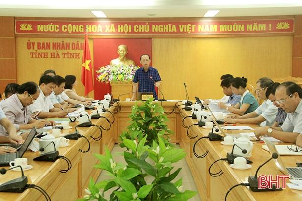 Tháng 8/2020, Hà Tĩnh sẽ ban hành bộ chỉ số đánh giá năng lực cạnh tranh