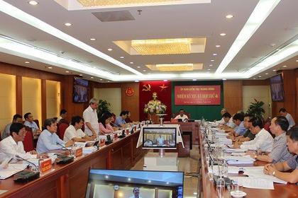 Toàn văn thông cáo báo chí kỳ họp 46 của Ủy ban Kiểm tra Trung ương