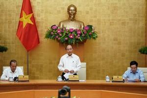 Kết luận của Thủ tướng tại cuộc họp Thường trực Chính phủ về phòng, chống dịch COVID-19