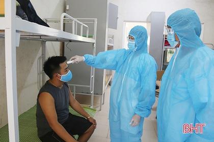 Hà Tĩnh khuyến cáo người dân khai báo y tế khi từ Đà Nẵng trở về