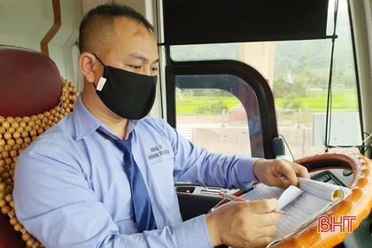 Bộ GTVT yêu cầu lái xe, hành khách phải đeo khẩu trang phòng dịch