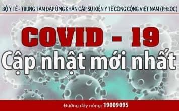 Báo cáo nhanh hoạt động phòng, chống dịch COVID-19 trên địa bàn Hà Tĩnh tính đến 17h30 ngày 31/7/2020.