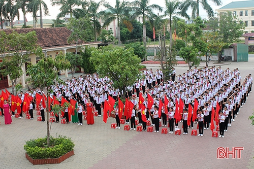 Học sinh Hà Tĩnh dự kiến tựu trường năm học 2020-2021 vào ngày 1/9