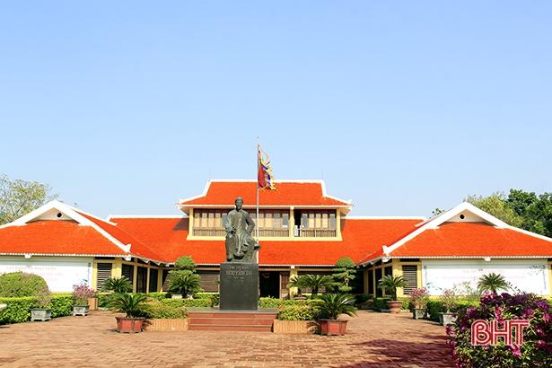 Thông báo các hoạt động Kỷ niệm 255 năm Ngày sinh,  tưởng niệm 200 năm Ngày mất Đại thi hào Nguyễn Du