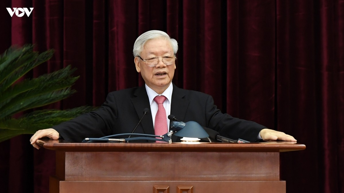 Tổng Bí thư, Chủ tịch nước: Không vì cơ cấu mà hạ thấp tiêu chuẩn vào Trung ương