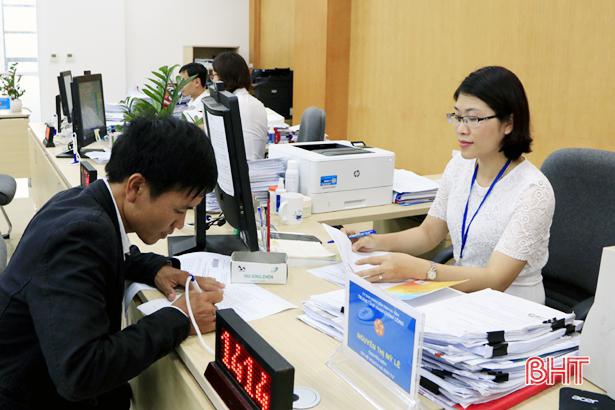 Điều chỉnh giờ mùa đông, cán bộ, công chức Hà Tĩnh bắt đầu làm việc từ 7h30